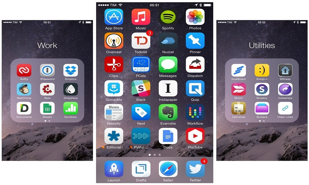 24 utility widgets make your iPhone seconds a productivity artifact