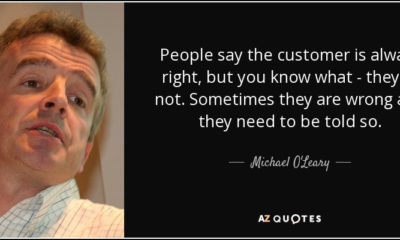 why the customer is not always right