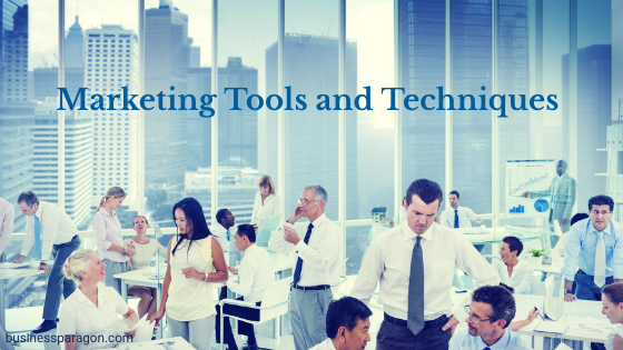 marketing tools and techniques