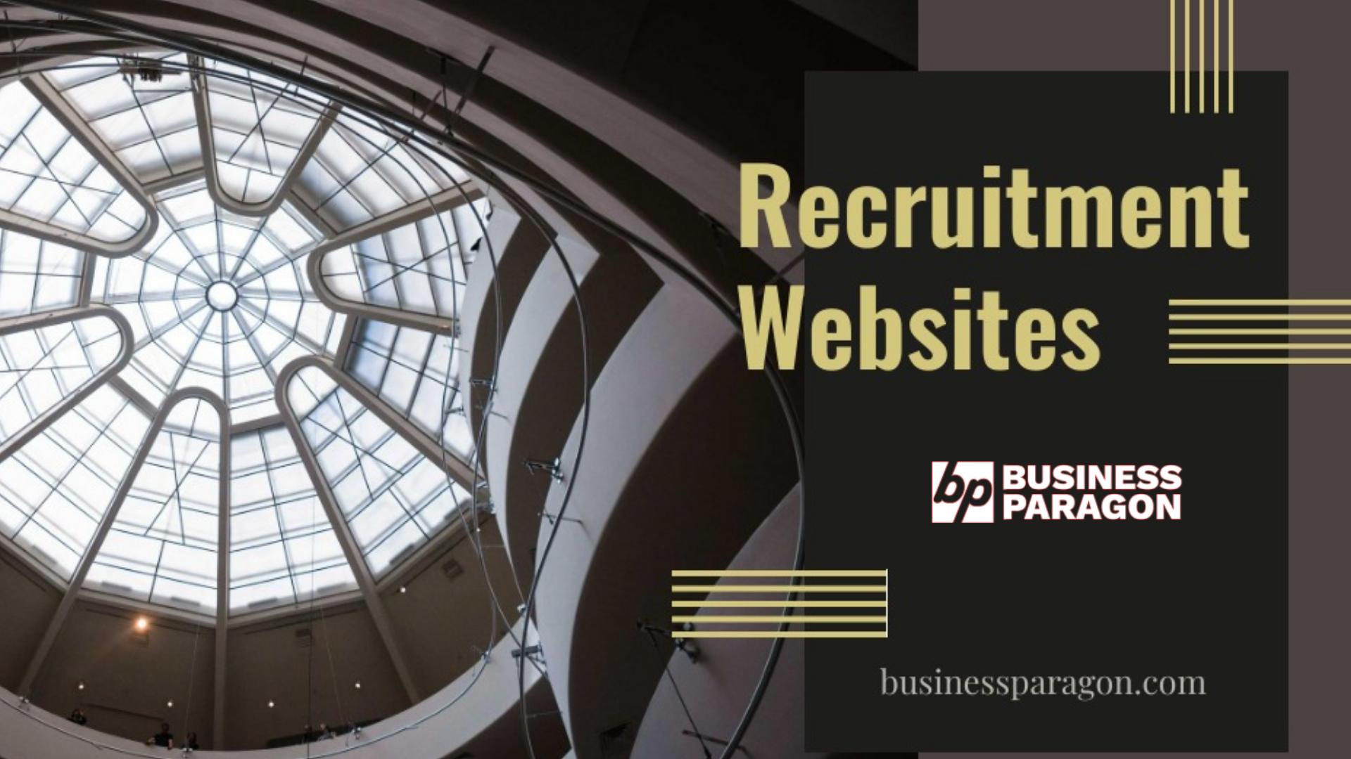 recruitment websites