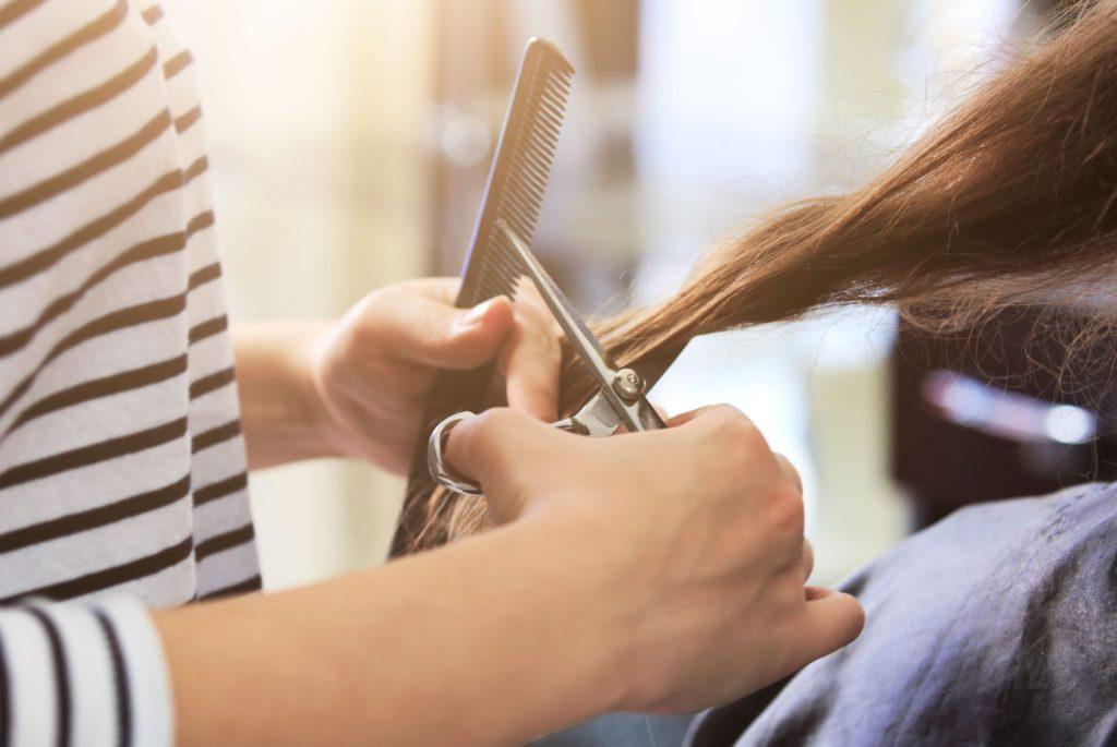 Hairdresser on the go